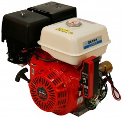 Двигатель ERMA POWER GX420E