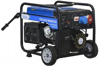 Бензиновый генератор ТСС SGG 6000 EH3U