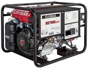 Бензиновый генератор Elemax SH7000 ATS-RAVS