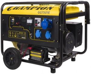 Бензиновый генератор Champion GG 7501 E