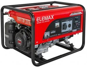 Бензиновый генератор Elemax SH7600EX-R