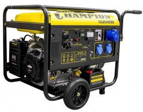 Бензиновый генератор Champion GG 6500 EBS