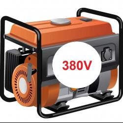 Генераторы 380В.