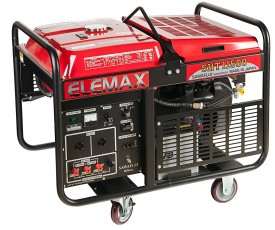Бензиновый генератор Elemax SHT11500-R