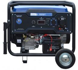 Бензиновый генератор ТСС SGG 7000ENA