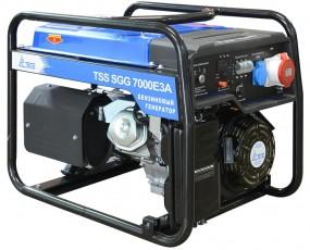 Бензиновый генератор ТСС SGG 7000 E3A