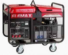 Бензиновый генератор Elemax SHT-15000R