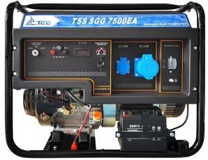 Бензиновый генератор ТСС SGG 7500ЕA