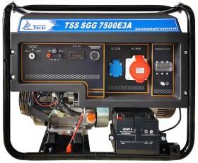 Бензиновый генератор ТСС SGG 7500Е3A