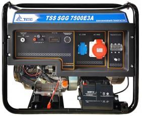 Бензиновый генератор ТСС SGG 7500ЕH3A