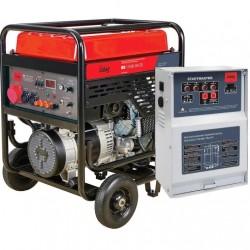 Бензиновые генераторы с автозапуском