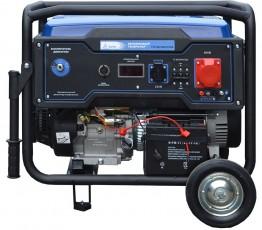 Бензиновый генератор ТСС SGG 8000 EH3NA