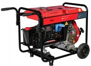 Дизельный генератор Fubag DS 3600