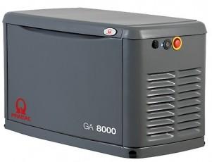 Газовый генератор Pramac GA 8000
