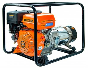 Бензиновый генератор Aurora ABE 5500 RUN
