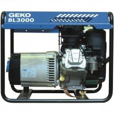 Бензиновый генератор Geko BL3000E–S/SHBA