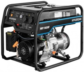 Бензиновый генератор Hyundai HHY 5020F