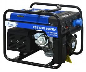 Бензиновый генератор ТСС SGG 5000 EA