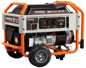 Бензиновый генератор Generac XG 5600 Е