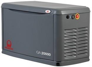 Газовый генератор Pramac GA 20000
