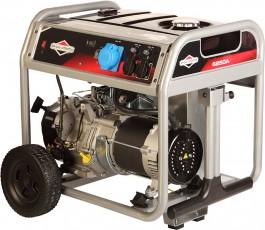 Бензиновый генератор Briggs & Stratton 6250A