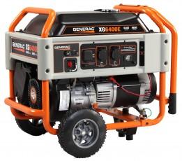 Бензиновый генератор Generac XG 6400 Е
