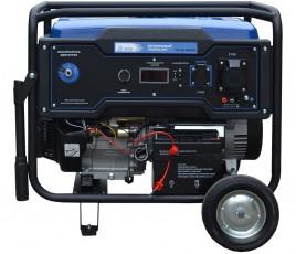 Бензиновый генератор ТСС SGG 6000ENA