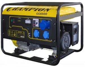 Бензиновый генератор Champion GG 6500