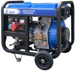 Дизельный генератор ТСС SDG 8000EH3A