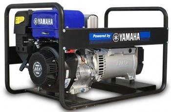 Бензиновый генератор Energo EB7,0/400 Y