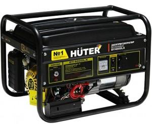 Бензиновый генератор Huter DY4000LX