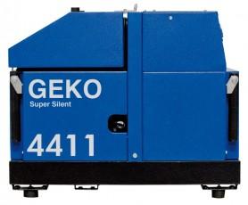 Бензиновый генератор Geko 4411E–AA/HHBASS