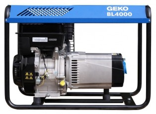 Бензиновый генератор Geko BL4000E–S/SHBA