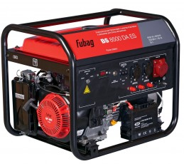 Бензиновый генератор Fubag BS 8500 DA ES