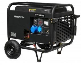 Бензиновый генератор Hyundai HY 9000SE