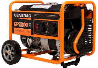 Бензиновый генератор Generac GP 2600