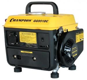 Бензиновый генератор Champion GG 951 DC