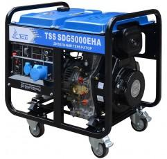 Дизельный генератор ТСС SDG 5000EHA