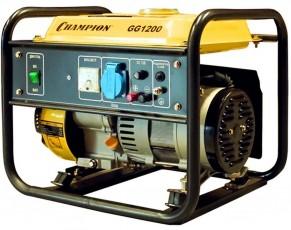 Бензиновый генератор Champion GG 1200