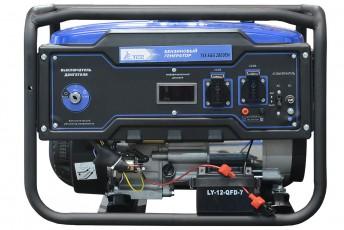 Бензиновый генератор ТСС SGG 2800EN