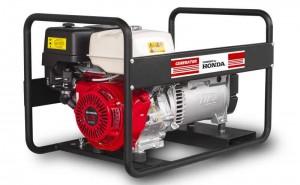 Бензиновый генератор Energo EB8.0/400-HL