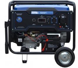 Бензиновый генератор ТСС SGG 5000EHNA