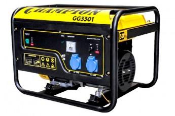 Бензиновый генератор Champion GG 3301