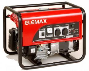 Бензиновый генератор Elemax SH3900EX-R