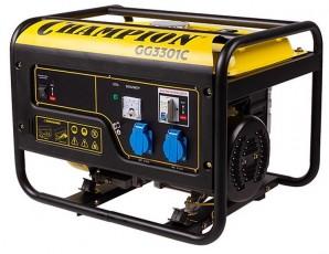 Бензиновый генератор Champion GG 3301 C