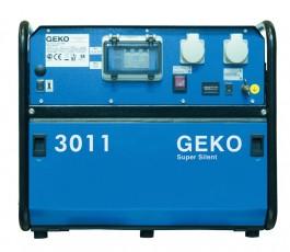 Бензиновый генератор Geko 3011E-AA/HHBASS
