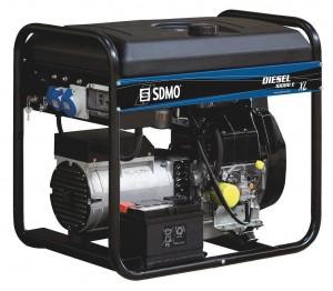 Дизельный генератор SDMO DIESEL 10000 E XL C