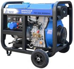 Дизельный генератор ТСС SDG 8000EHA