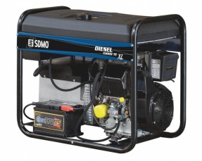 Дизельный генератор SDMO DIESEL 15000 TE XL C